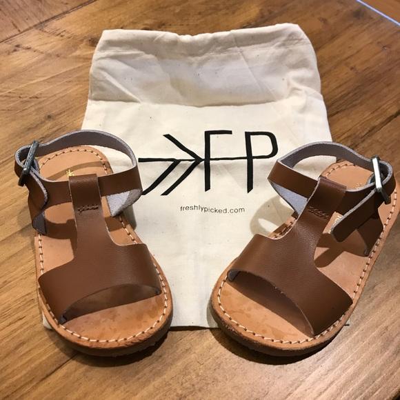 4217bd9a8 Freshly Picked Other - Freshly Picked Malibu Sandal size 5